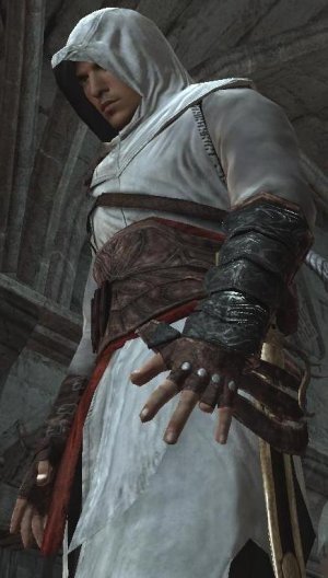 Altair Why Is He Missing A Finger Fulsome Truth